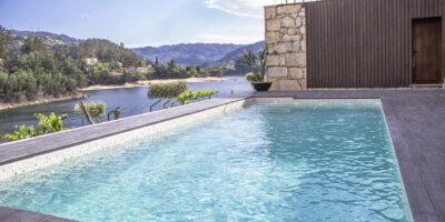 Bungalows com piscina privada